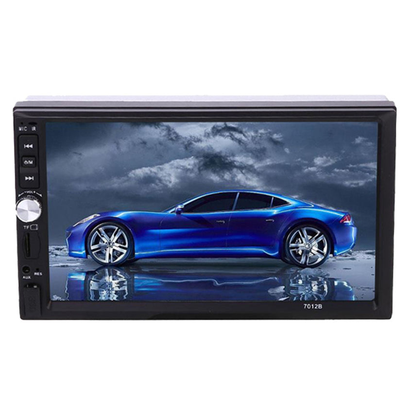 MP5 Player Car MP5 7 Inches with Rear View Camera Bluetooth Remote Control Audio Video Player Car Audio Car Electronics