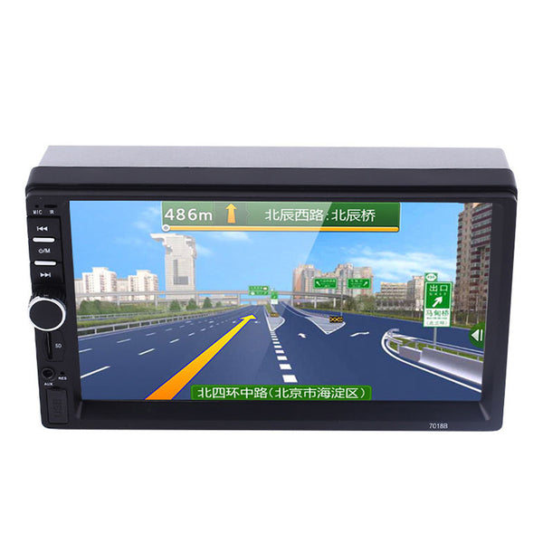 Car MP5 MP5 Player 2Din Bluetooth AUX/USB/TF/FM Remote Control Automobile Car Audio Audio Video Player Car Electronics