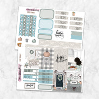 PRINTABLE: Give Thanks Weekly Kit for Classic Happy Planner