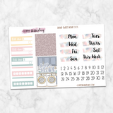Home Sweet Home Weekly Kit for Classic Happy Planner
