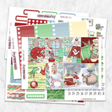 Mean One Grinch Weekly Kit for Classic Happy Planner
