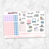 Stay Home Weekly Kit for Classic Happy Planner