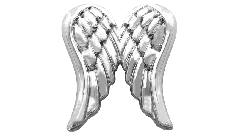 "*NEU* ""Angel Wings"" Charm"