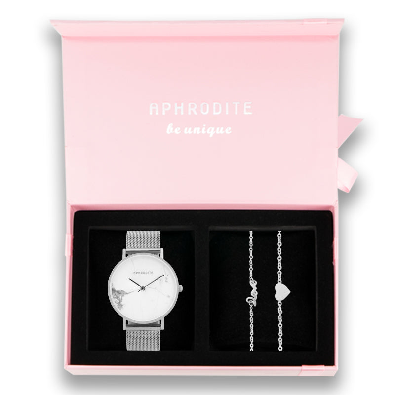 Be Unique - Geschenkbox - Silver