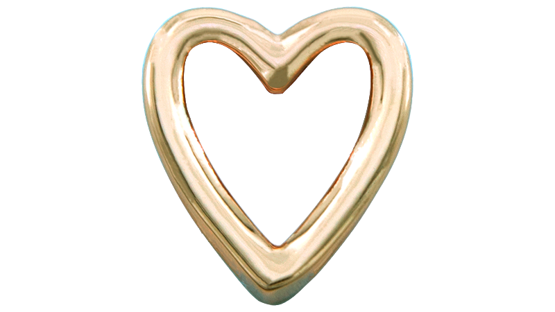 "*NEU* ""Big Heart"" Charm"