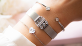 """Little Princess"" - Mesh Armband"