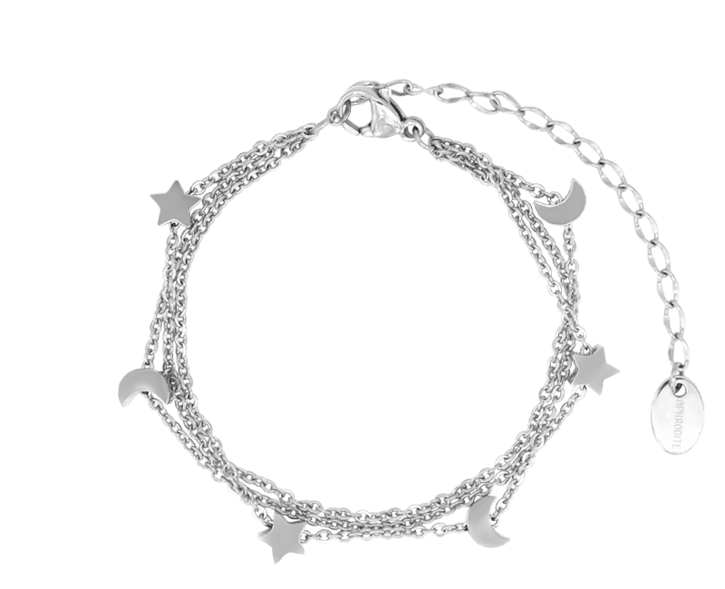 """Between Moon & Stars"" - Armband"
