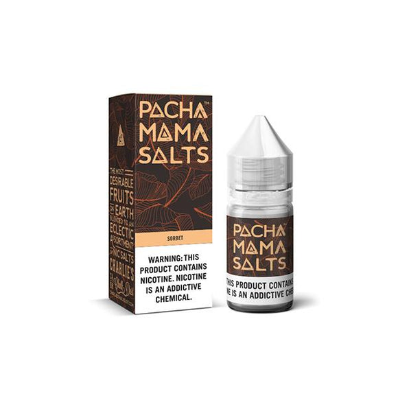 20MG Pacha Mama by Charlie's Chalk Dust 10ML Flavoured Nic Salts (50VG/50PG) - alba-vaping-uk