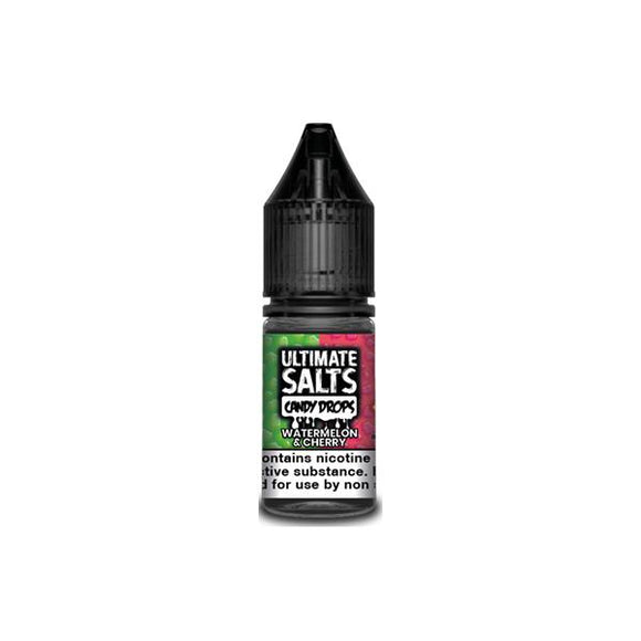 20MG Ultimate Salts Candy Drops 10ML Flavoured Nic Salts - alba-vaping-uk