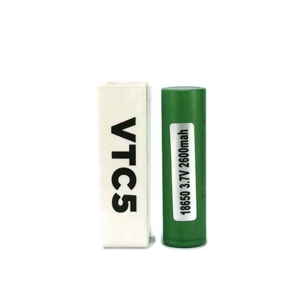 Sony VTC5 18650 2600mAh Battery - alba-vaping-uk