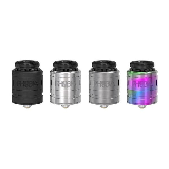 Vandy Vape Phobia V2 RDA - alba-vaping-uk