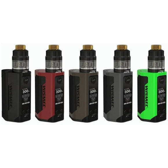 Wismec Reuleaux - RX Gen3 Kit - alba-vaping-uk