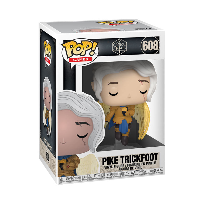 Funko Pop! Games: Vox Machina - Pike Trickfoot