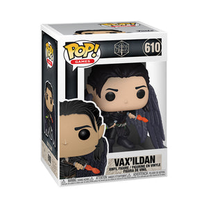 [RESERVATION] Funko Pop! Games: Vox Machina - Vax'ildan