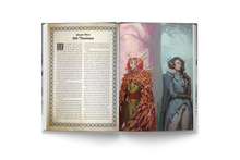 Load image into Gallery viewer, The Chronicles of Exandria Vol. II: The Legend of Vox Machina Art Book Deluxe Edition