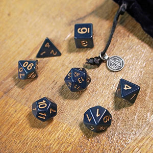 Critical Role Wildemount Dice Set