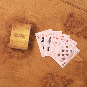 UnDeadwood Playing Cards
