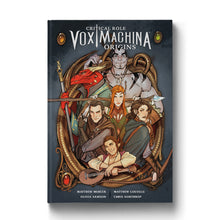 Load image into Gallery viewer, Critical Role: Vox Machina Origins Volume 1 (Hardcover)