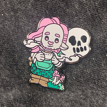 Load image into Gallery viewer, Critical Role Chibi Pin No. 5 - Caduceus