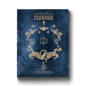 The Chronicles of Exandria - The Mighty Nein Deluxe Edition Art Book