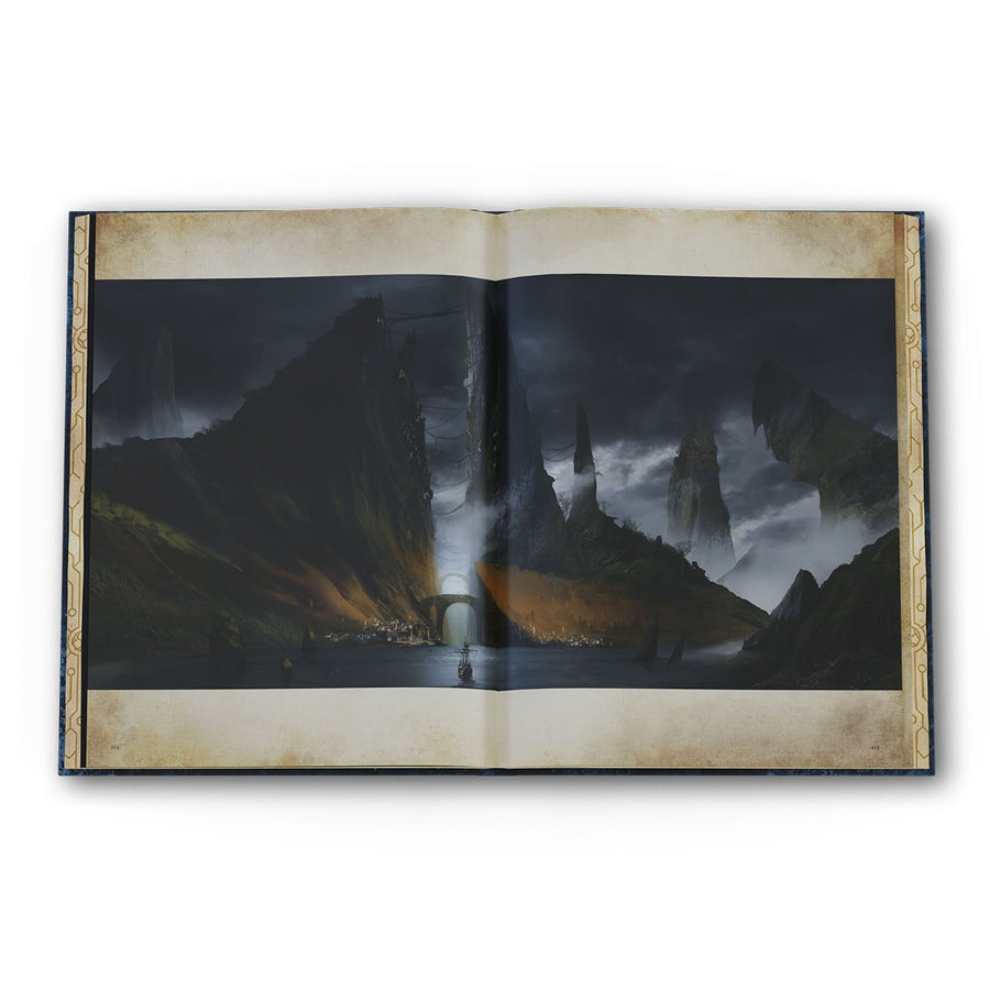 The Chronicles of Exandria - The Mighty Nein Standard Edition Art Book