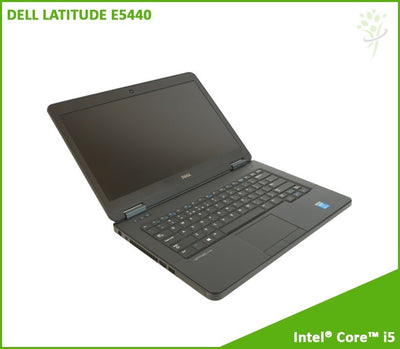 Gerefurbishde laptop Dell