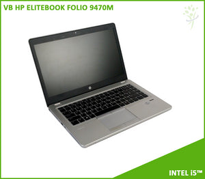 Gerefurbishde laptop HP