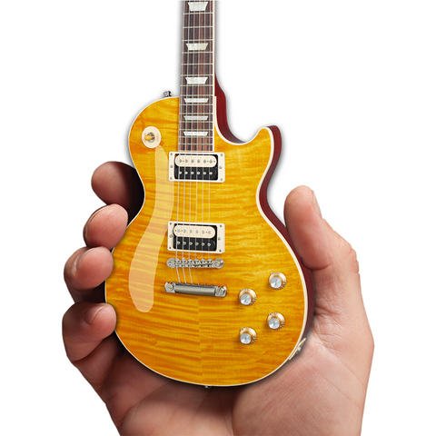 Axe Heaven Les Paul Standard Appetite Burst Mini Guitar