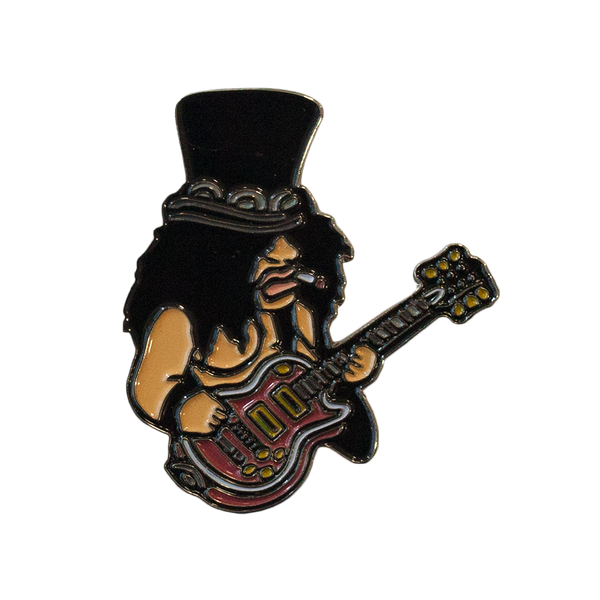 Caricature Pin
