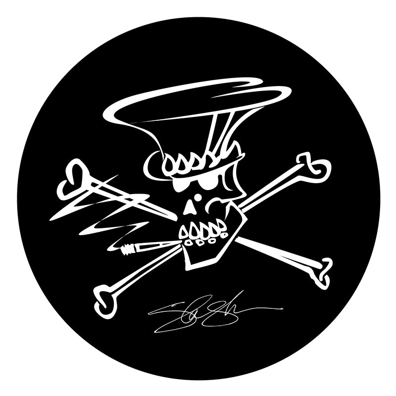 Skully Slipmat