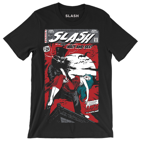 Slash Perch Tee