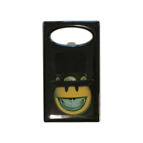 Smiley CC Bottle Opener
