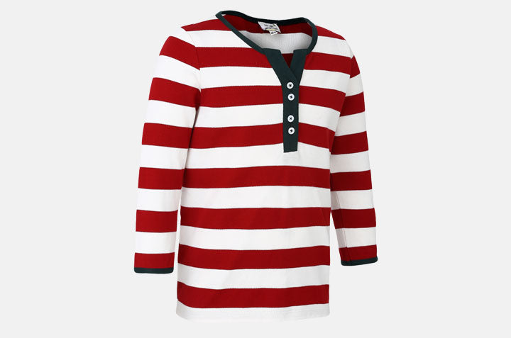Striped Tee Soft Cotton