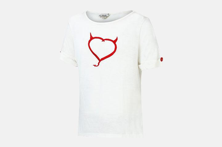 Devil heartee