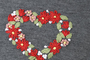 SP-41 Flower Heartee