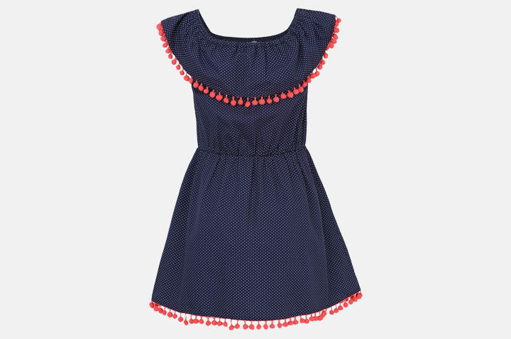 SP-05 Dot Dress