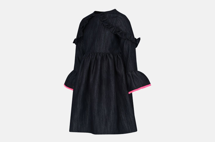SP-27 Ruffle Dress