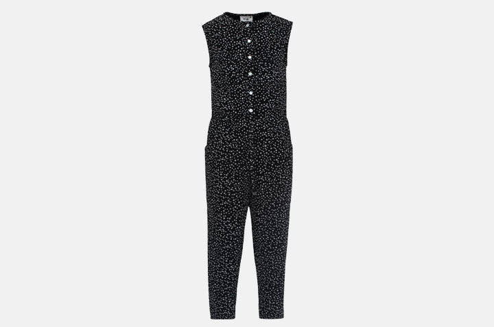 SP-15 Dot Jumpsuit