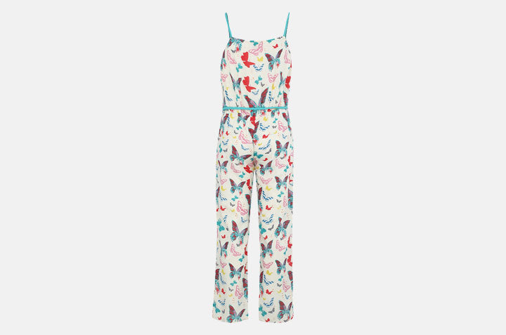 Cool and Casual Cotton Jumpsuit