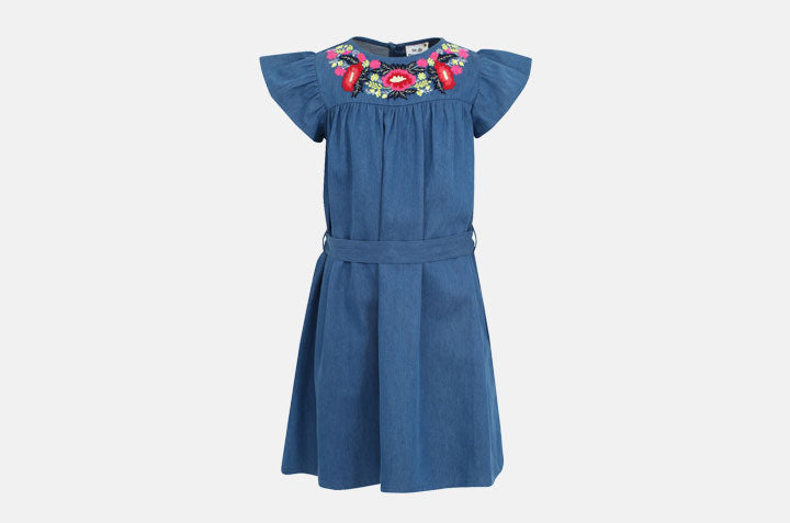 SP-03 Denim Dress