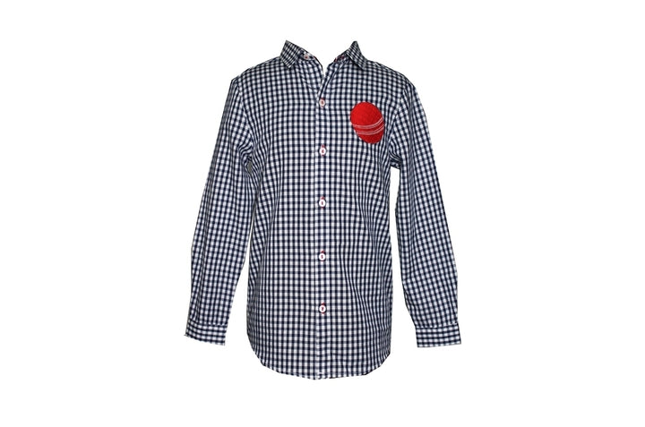 SPB04 Indie check shirt
