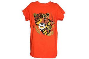 Harry Cheetah Round Neck Tee/front