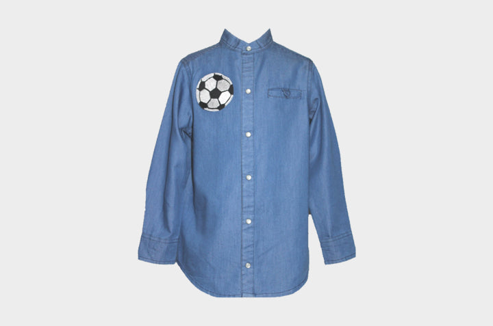 Soccer Open Long Sleeves Shirt