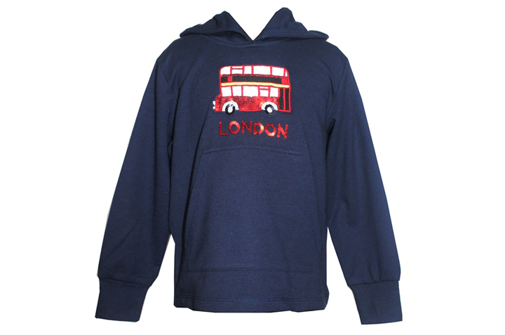 Boys Greg Sweatshirt Front