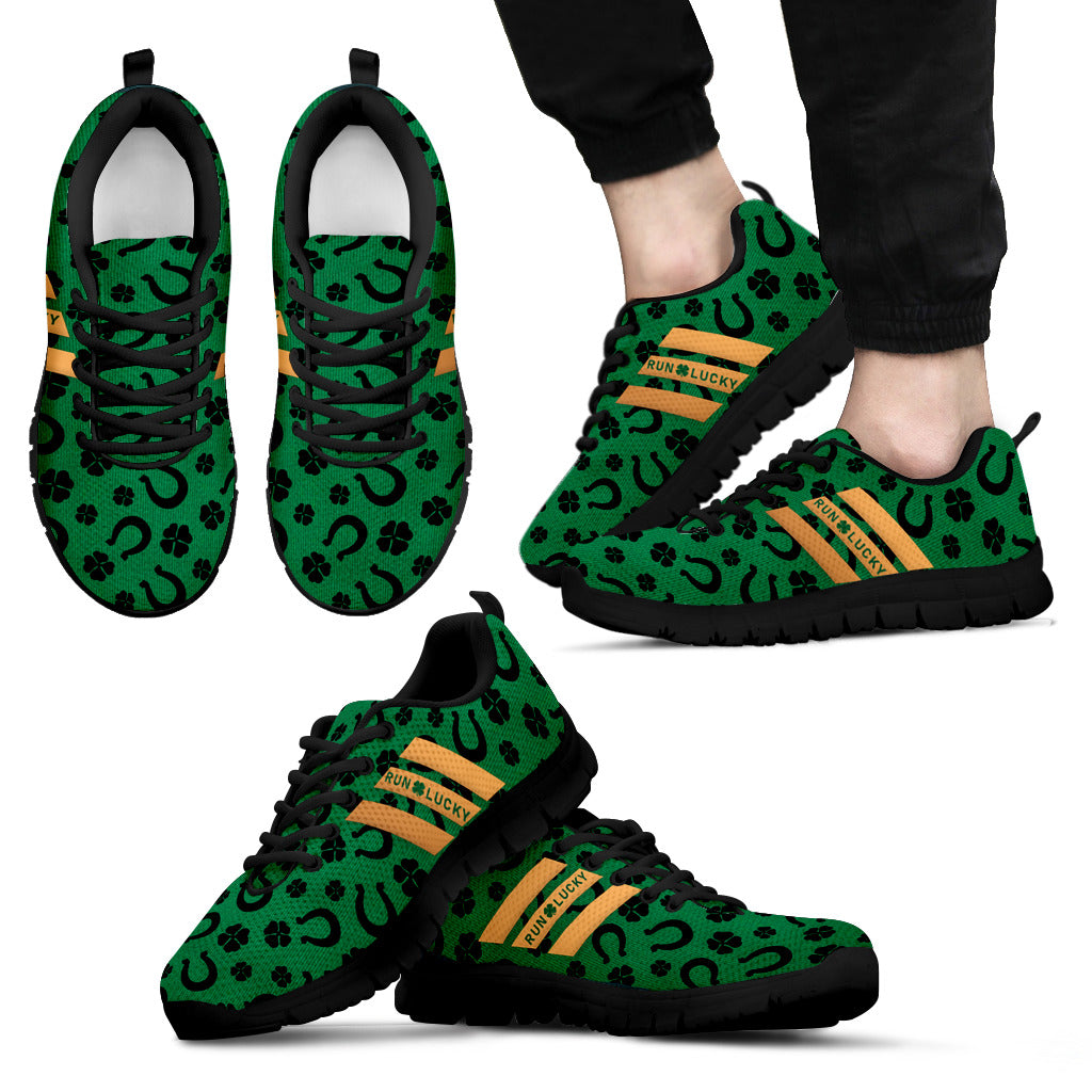 Lucky St. Patrick's Day High Top Shoes