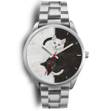 Load image into Gallery viewer, Fashion Cat Yinyang Watch