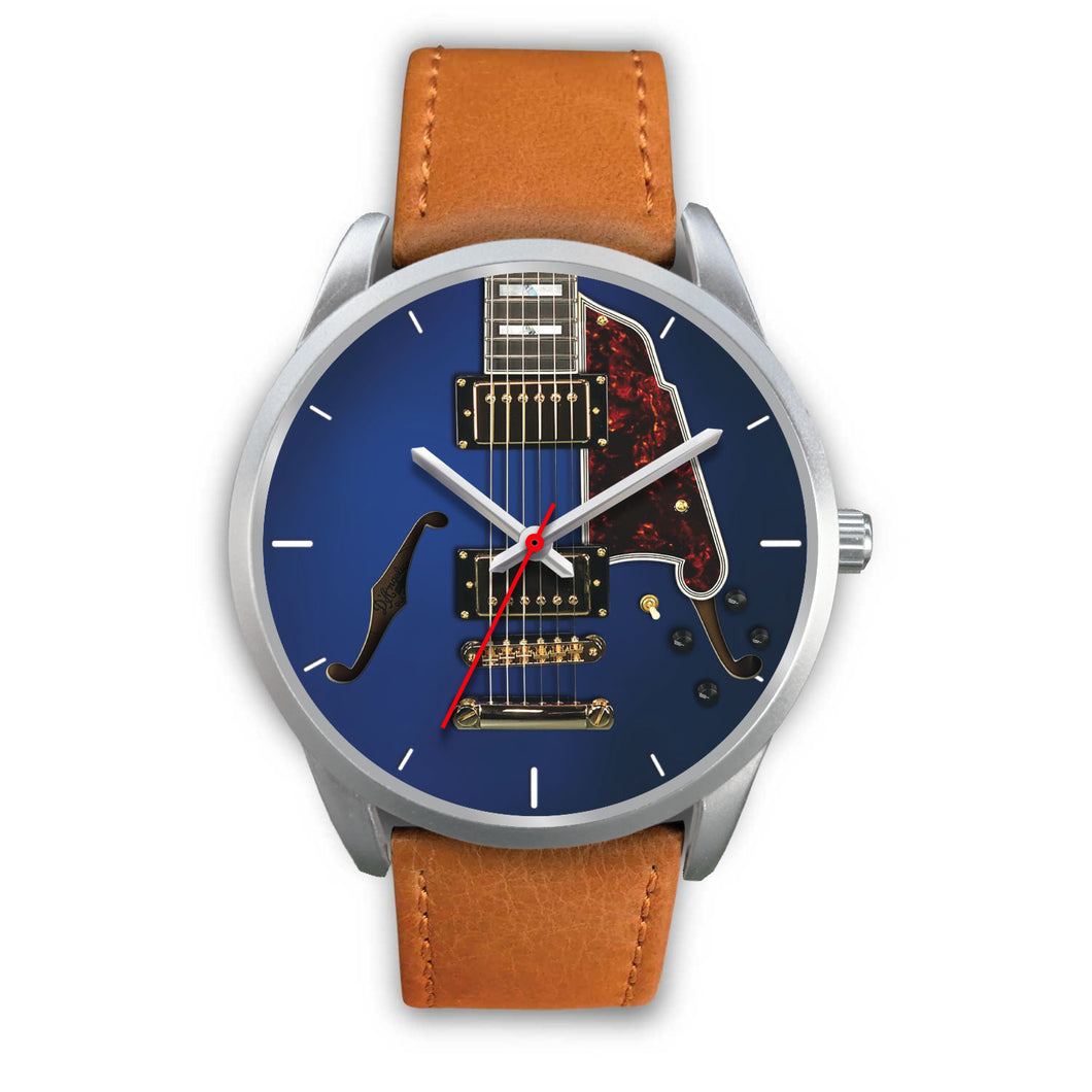 D'Angelico Deluxe Guitar Watch
