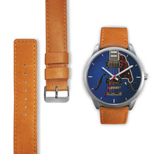 Load image into Gallery viewer, D'Angelico Deluxe Guitar Watch