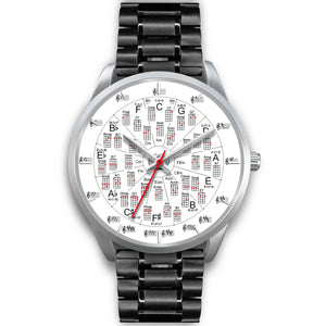 Circle Of Fifths Watch