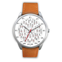 Load image into Gallery viewer, Circle Of Fifths Watch